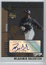 2008 Topps Co-Signers Silver Gold #109 Wladimir Balentien Seattle Mariners Card