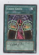 2004 Yu-Gi-Oh! Invasion of Booster Pack Base Unlimited #IOC-038 Chaos Greed Card