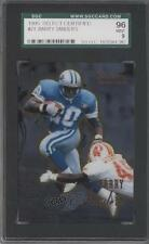1995 Select Certified Edition #21 Barry Sanders SGC 96 Detroit Lions Card
