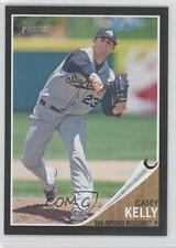 2011 Topps Heritage Minor League Edition Black Border 22 Casey Kelly Rookie Card