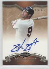 2012 Topps Tier One On the Rise Autograph Autographed #OR-BBE Brandon Belt Auto
