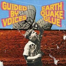 Earthquake Glue, Guided By Voices, 0744861057420 * NEW *