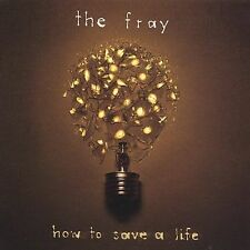 The Fray : How to Save a Life CD (2010)