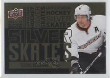 2012-13 Upper Deck Silver Skates Gold #SS2 Teemu Selanne Hockey Card