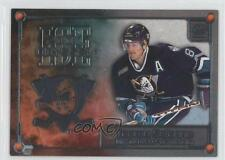 2000 Pacific 2001: Ice Odyssey 2 Teemu Selanne Anaheim Ducks (Mighty of Anaheim)
