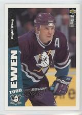 1996-97 Upper Deck Collector's Choice #11 Todd Ewen Hockey Card