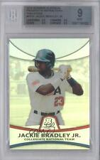 2010 Bowman Platinum #PP31 Jackie Bradley Jr BGS 9 Team USA (National Team) Jr.