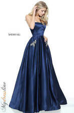 Sherri Hill 50812 Long Evening Dress ~LOWEST PRICE GUARANTEE~ NEW Authentic Gown