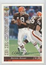 1993 Upper Deck #155 Bernie Kosar Cleveland Browns Football Card