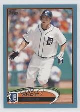 2012 Topps Wal-Mart Blue Border #644 Andy Dirks Detroit Tigers Baseball Card