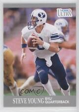 2013 Fleer Retro #29 Steve Young Brigham (BYU) Cougars Football Card
