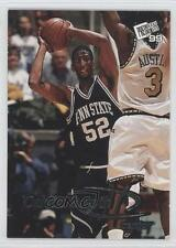 1999 Press Pass #28 Calvin Booth Penn State Nittany Lions Rookie Basketball Card