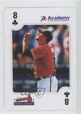 2010 Academy Sports & Outdoors Atlanta Braves Playing Cards 8C Billy Wagner Card