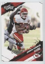 2009 Score Glossy #145 Jamaal Charles Kansas City Chiefs Football Card