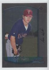 2000 Bowman Chrome #296 Alan Webb Texas Rangers RC Rookie Baseball Card