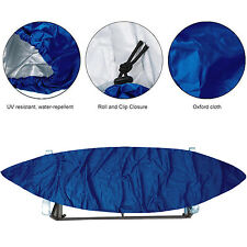 20ft Dark Blue Waterproof Kayak Boat Canoe Storage Transport Cover -