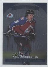 1997 Donruss Limited 161 Alexandre Daigle Adam Deadmarsh Colorado Avalanche Card