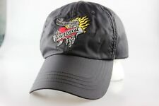 Harley Davidson Chained Heart Knife and Flame Ball Nylon Cap