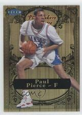 2012-13 Fleer Retro 1998-99 Tradition Playmakers Theater #8PT Paul Pierce Card