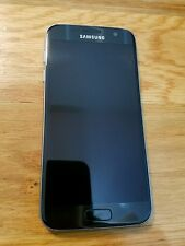 Samsung Galaxy S7 32gb - Tracfone - Black USED Good condition