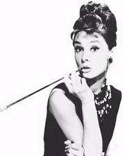 AUDREY HEPBURN BREAKFAST AT TIFANNY'S  | Cubical ART | Gifts | FREE Shipping