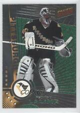 1997 Pacific Dynagon Silver #103 Patrick Lalime Pittsburgh Penguins Hockey Card