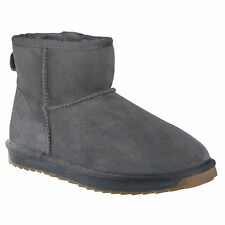 Classic Grey Mini UGG Boot Made in Australia JUMBUCK UGG Boots Size 10 lady