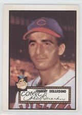 1983 Topps 1952 Reprint Series #253 Johnny Berardino Cleveland Indians Card