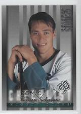 1997-98 Donruss Studio #107 Teemu Selanne Anaheim Ducks (Mighty of Anaheim) Card