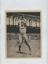 1934 Butterfinger Premiums R310 #JOMO Joe Mowry Boston Braves Baseball Card