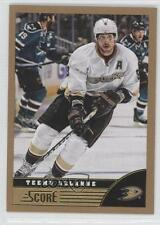 2013-14 Score Gold 5 Teemu Selanne Anaheim Ducks (Mighty of Anaheim) Hockey Card