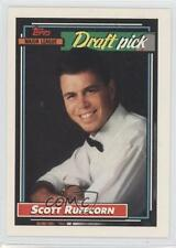 1992 Topps #36 Scott Ruffcorn Chicago White Sox RC Rookie Baseball Card