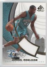 2005-06 SP Game Used Edition Authentic Fabrics Gold #63-J Jamaal Magloire Card