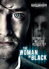 The Woman In Black (DVD, 2012)