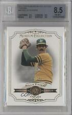 2012 Topps Museum Collection Copper #48 Rollie Fingers BGS 8.5 Oakland Athletics