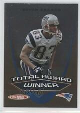 2005 Topps Total Award Winners #AW20 Deion Branch New England Patriots Card