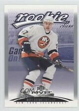 2003-04 Upper Deck MVP 454 Sean Bergenheim New York Islanders Rookie Hockey Card