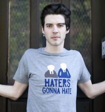 New Funny Adult Haters Gonna Hate Tee Shirt Muppets