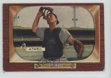 1955 Bowman #164 Toby Atwell Pittsburgh Pirates Baseball Card