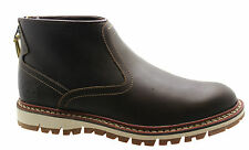 Timberland Earthkeepers EK Britton Hill Mens Boots Shoes Brown Leather 5509A T1