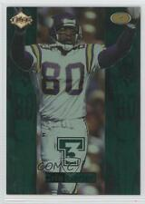 1998 Collector's Edge Supreme Season Review Triple Threat (T3) #16 Cris Carter