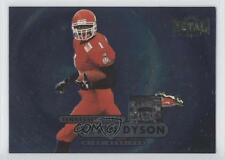 1998 Metal Universe #184 Kevin Dyson Tennessee Oilers RC Rookie Football Card