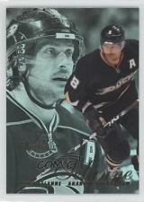 2012-13 Fleer Retro 1996-97 Flair Showcase Row 2 Design #42 Teemu Selanne Card