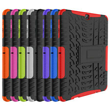 "Hybrid Kickstand Rugged Hard Case Cover For Samsung Galaxy Tab S2 9.7"" T810 T815"