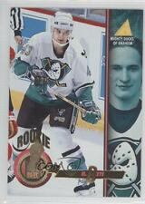 1994-95 Pinnacle #483 Maxim Bets Anaheim Ducks (Mighty of Anaheim) Hockey Card