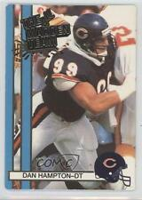 1990 Action Packed The All-Madden Team #52 Dan Hampton Chicago Bears Card