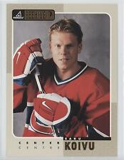 1997-98 Pinnacle Beehive #13 Saku Koivu Montreal Canadiens Hockey Card