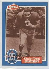 1988 Swell Football Greats Hall of Fame #117 Charley Trippi Chicago Cardinals