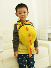New Dinosaur Backpack Dragon Stylish School Bag Boy Girl Cartoon Kindergarten