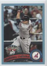 2011 Topps Update Series Wal-Mart Blue #US229 Asdrubal Cabrera Cleveland Indians